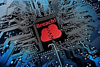 Breach in the data center