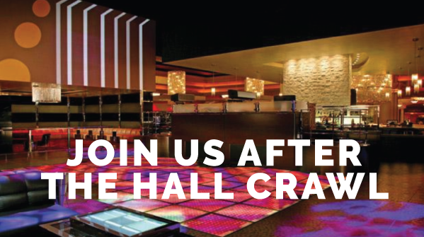 Hall Crawl After Party hosted by Pinnacle at VMworld 2018