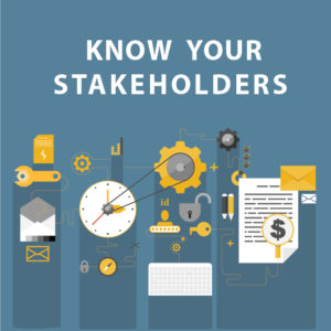 Pinnacle IT Project Management Success: Know Your Stakeholders