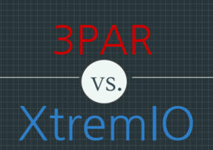 Pinnacle-3PAR vs. XtremIO