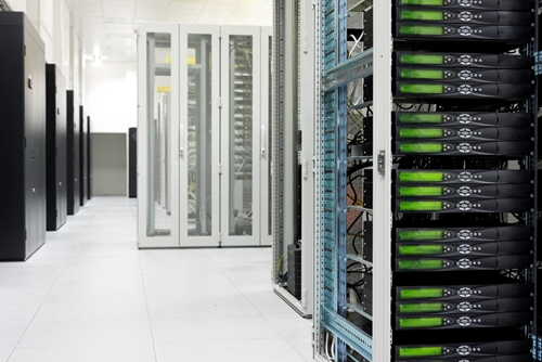 How are networking and hyper-convergence connected within the data center?