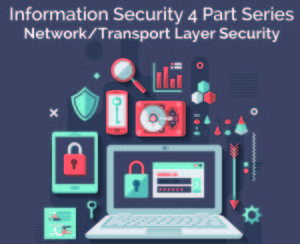 Information Security Network Transport Layer graphics