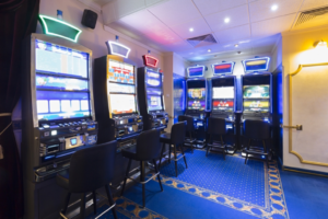 slot machines in gaming industry