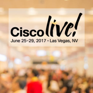 Cisco Live 2017 logo