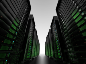 virtualization inside a data center