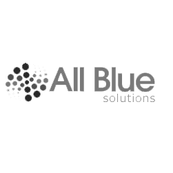All Blue Logo grayscale - Alliance Partner