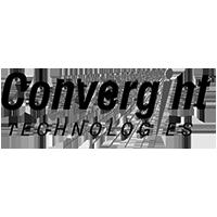 Convergint Technologies Logo grayscale - Alliance Partner