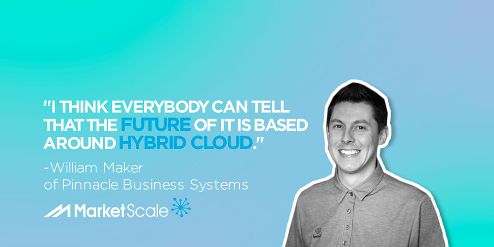 The Rise of Public Cloud Vendors with William Maker of Pinnacle Business Systems