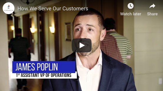 How we serve our customers video image