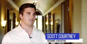 Scott Courtney Account Executive