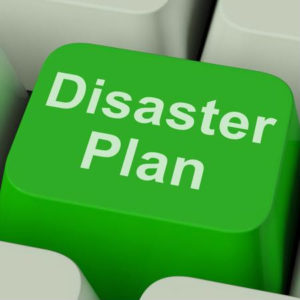 disaster plan picture
