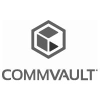 Commvault Gray Partner Logo