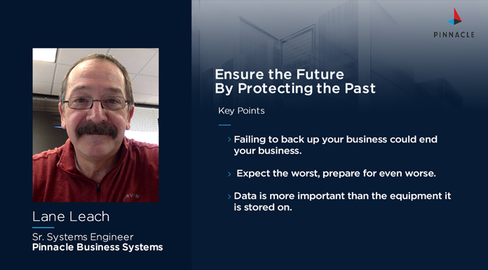 ensure the future by protecting the past