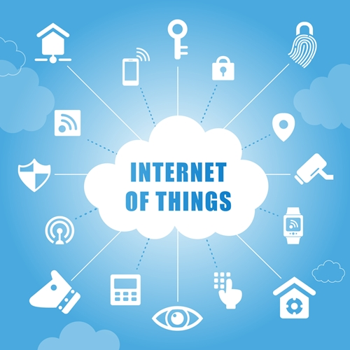The Internet of Things is useful in the public sector.